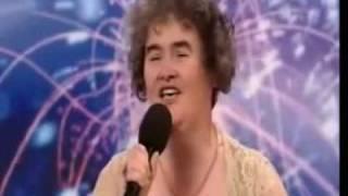 BRITAINS GOT TALENT 2009 SUSAN BOYLE (SINGER) (HQ) (With
