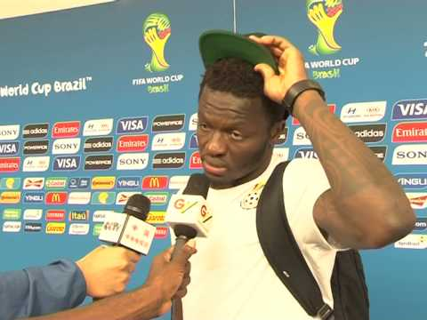 Sulley Muntari speaks after 2-2 draw with Germany by ts/gbc24/gtvsports+ktnt