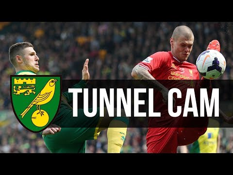 TUNNEL CAM: Norwich City 2-3 Liverpool