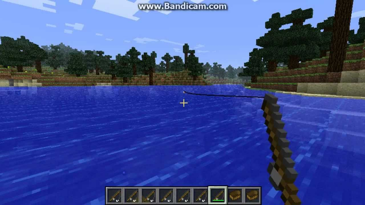 Minecraft - Great White Shark Mod - YouTube