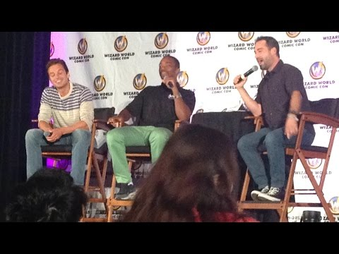 Captain America: The Winter Soldier - Sebastian Stan and Anthony Mackie Panel WWCCC
