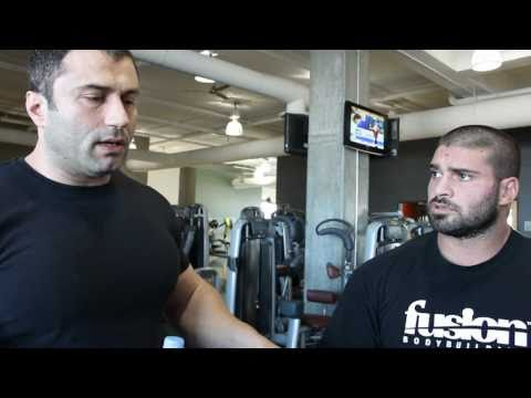 VIP Training Video: Leg Curls with Santana and Salim