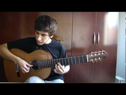 Tema da Vitória no violão - música do Ayrton Senna