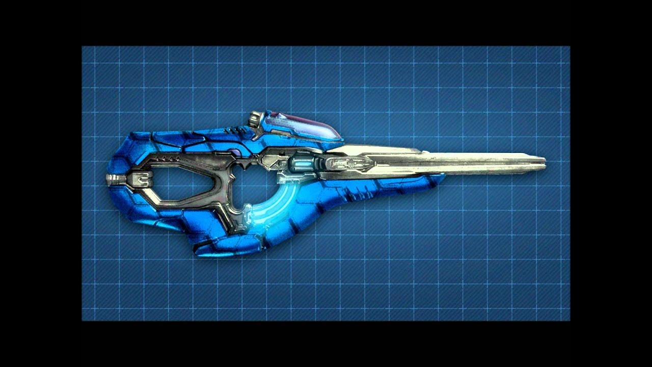 how to get halo 4 weapon skins