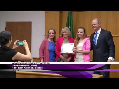 King County Academic Acievement Awards
