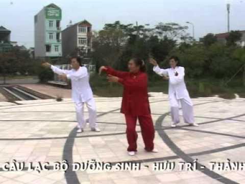 Thai cuc quyen gian hoa 24 the Le Van Hoa binh