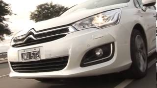 Citroën C4 Lounge Exclusive 1.6 THP Y 1.6 HDI Test