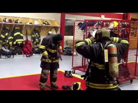 Odessa fire company training 1