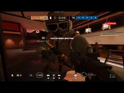 Funny Defense Rainbow Six Siege #1