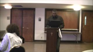 Pastor Larry Austin: WHAT OR WHO MAKES ME RIGHT WITH GOD --- CHRIST ALONE!!!