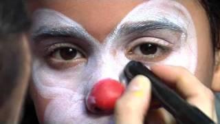 Maquillaje De Fantasía De Flor