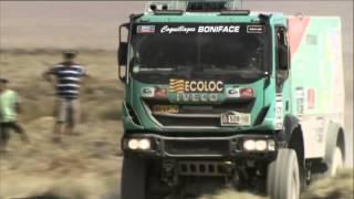 IVECO Dakar 2014 - 2nd Stage San Luis - San Rafael
