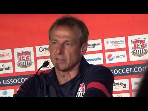 US vs Mexico Preview:  Jurgen Klinsmann and Clint Dempsey