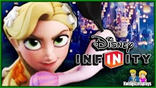 Disney Infinity Rapunzel Gameplay