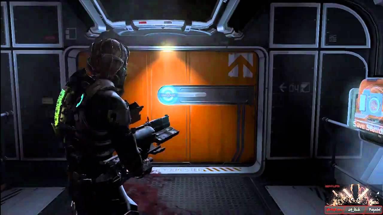 Dead Space 2 Node Glitch