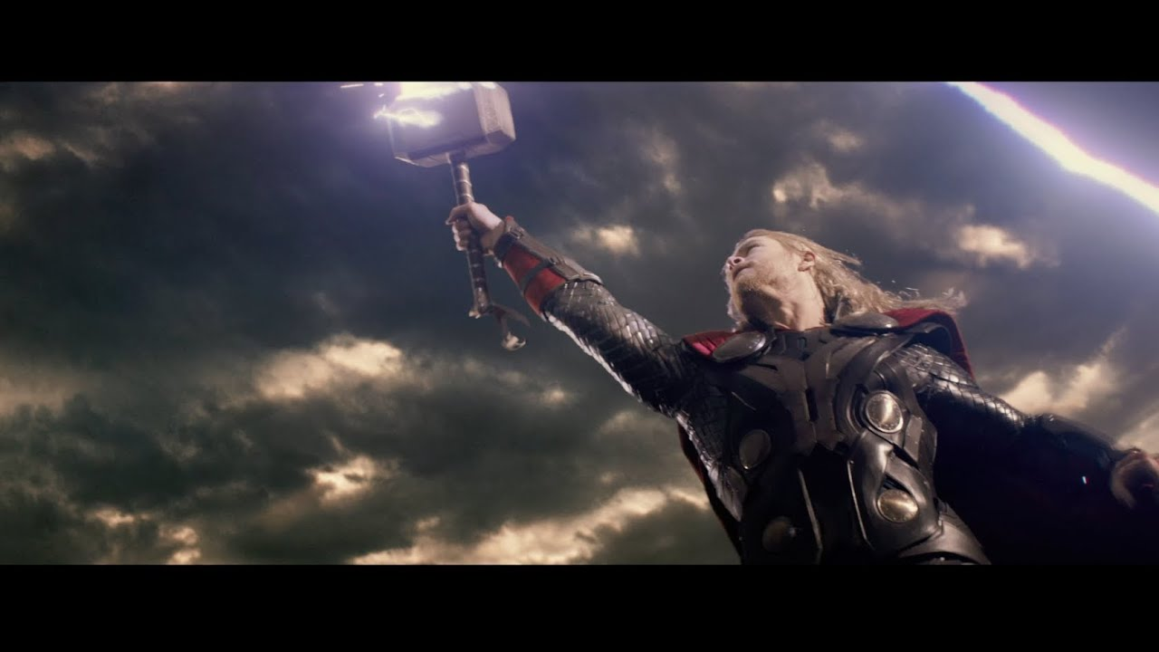 A photo of Thor: The Dark World Official Trailer HD