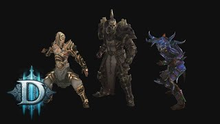 Diablo III - Patch 2.3.0 Előzetes: Set Items