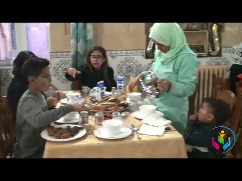 افطار جماعي لفائدة اسر ايتام الجمعية