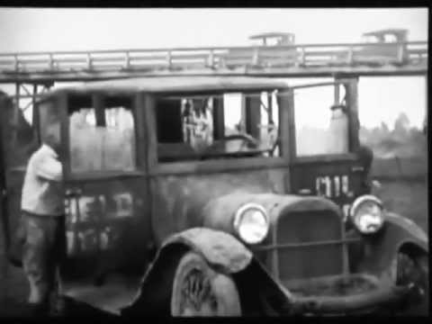 """Oilfield Dodge"" Promotional Film 1920s Dodge Brothers Wild Ride"