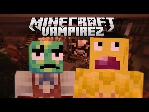 VAMPIREZ! - skkf i Jaś / Minecraft Mini-Game