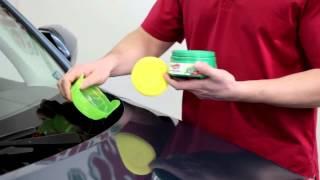 Aprende a encerar encerar tu coche