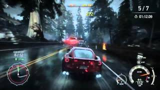 Need For Speed Rivals Gameplay Trailer E3 2013 Sexy