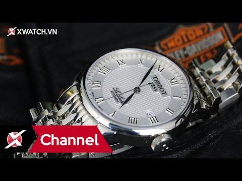 Review đồng hồ TISSOT T41.1.483.33: Viết tiếp câu chuyện thời gian - Xchannel