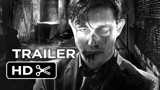 Sin City: A Dame To Kill For Official Trailer #1 (2014
