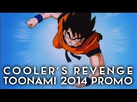Cooler's Revenge Toonami Promo (2014),