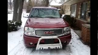 Honsport: 2002 GMC Yukon XL w/ Magnaflow 15665 Exhaust videos