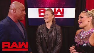 Natalya gets a fresh start on Team Red: Raw, April 16, 2018