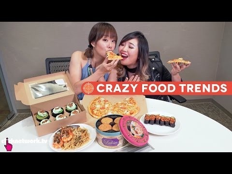 Crazy Food Trends - Hype Hunt: EP19