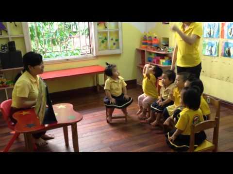 Trường mầm non ColorHouse - Nhân biết tập nói