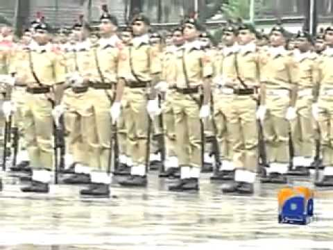 Kakul Cadets Taking Oath 19 April 2014
