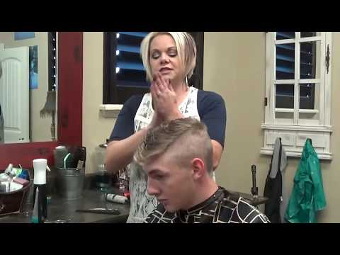 How to Cut and Style Short Haircuts For Young Men