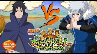Naruto Ultimate Ninja Storm Revolution: Izuna Vs Tobirama