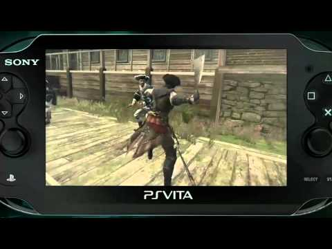 GamesCom 2012 Assassin's Creed 3 'Liberation Gameplay Trailer'