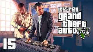 GTA V Lets Play Part 15 Heist Setup (GTA V Walkthrough