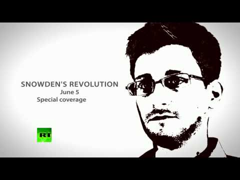 Snowden Revolution: 1yr ago total surveillance was a conspiracy theory