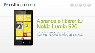 Liberar Tu Nokia Lumia 520