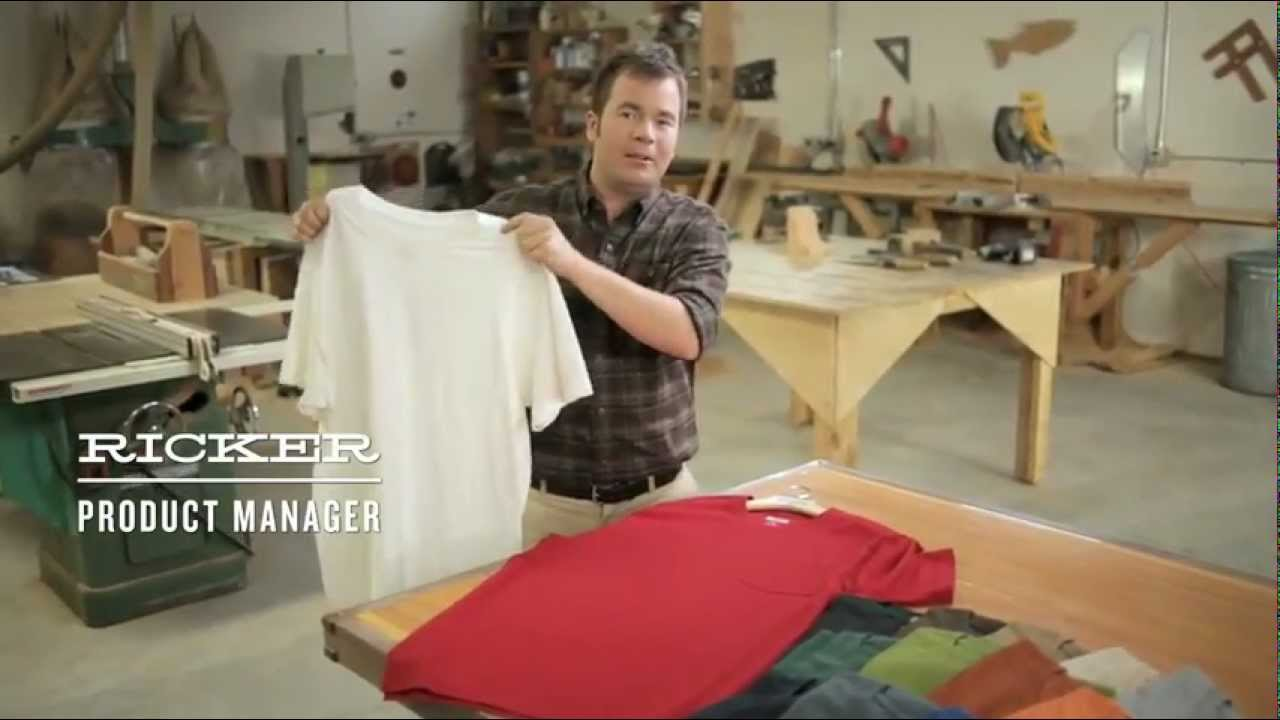Duluth trading longtail t shirt the solution to plumber for Duluth t shirt commercial