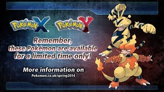 UK Trainers Can Get Electabuzz Or Magmar From GAME UK