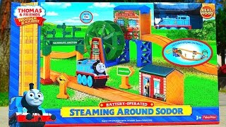Thomas And Friends Wooden Railway STEAMING AROUND SODOR