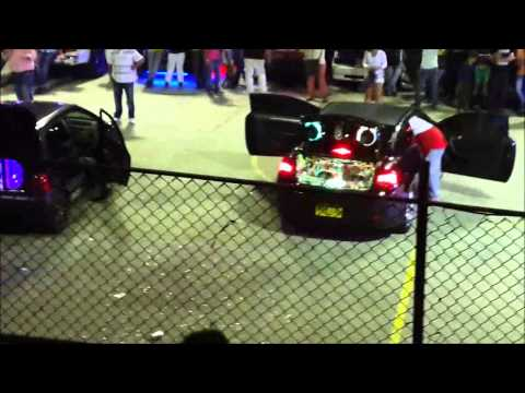 Festival de Car Audio ( Elección de la chica Car Audio 2014 Neiva )