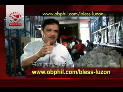 Operation Bless Luzon : Tulong-tulong tayo!