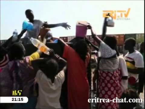 Eritrean News - Violent Clashes in South Sudan - Juba by EriTV