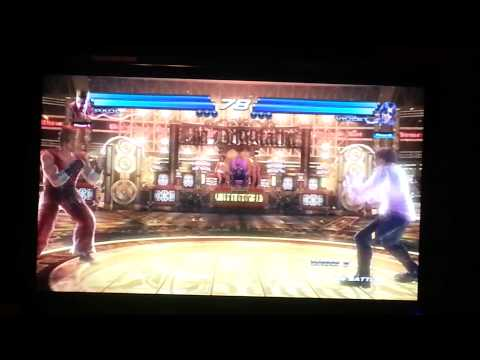 Tekken Tag Tournament 2(JodyTheGreat)Lee/Viol Vs (
