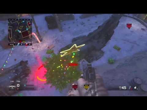 CoD4:MWR - Getting on Christmas Tree (XB1) (OS)