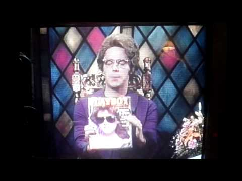 Alden Edmiston Church Lady SNL 9/18/89
