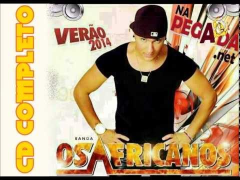 Os Africanos - Verão 2014 - CD Completo